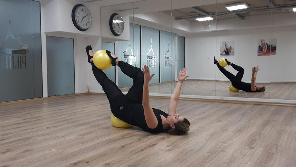 Pilates small ball